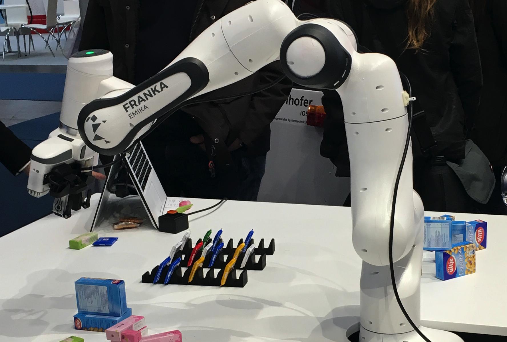 Franka Roboter